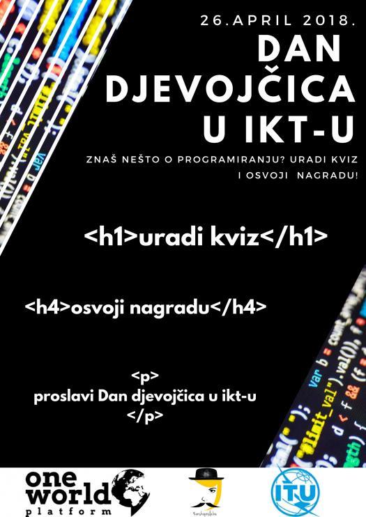 Kviz Za Djevojice / Provjerite Svoje Znanje Iz Oblasti Web Dizajna