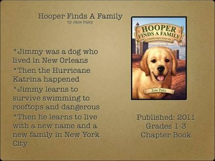 What Do You Know About Hooper Finds A Family?