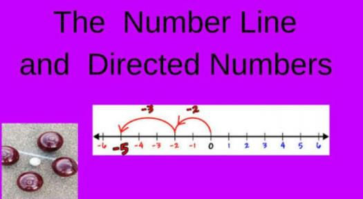 What Do You Know About Directed Numbers?