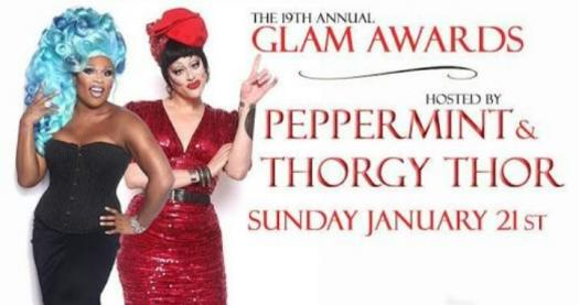 What do you know about the Glam Awards?