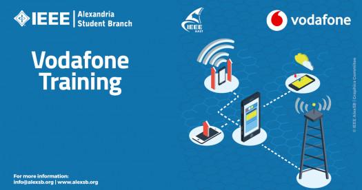 IEEE Alexsb || Vodafone Training Technical Test