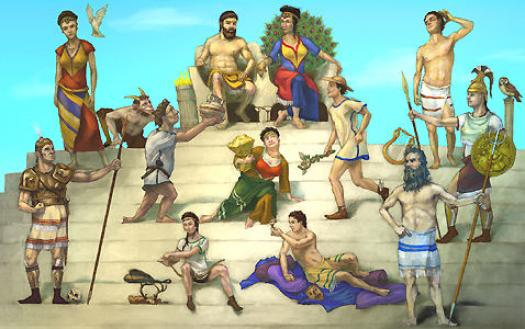 Who Is Your Greek God Parent