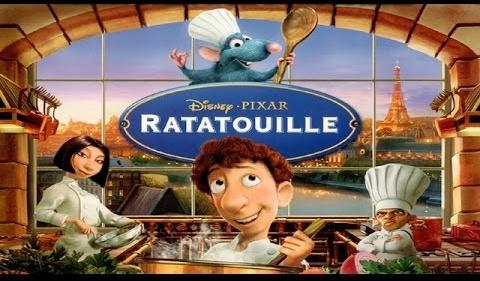 Which Ratatouille Character Are You?