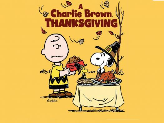 Do You Remember A Charlie Brown Thanksgiving