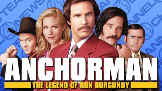 Which Anchorman The Legend Of Ron Burgundy Character Are You?