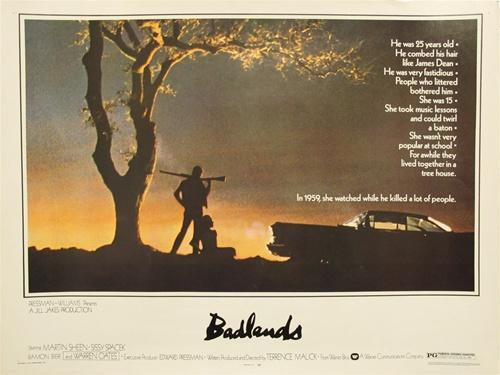 The Ultimate Badlands Movie Quiz Questions