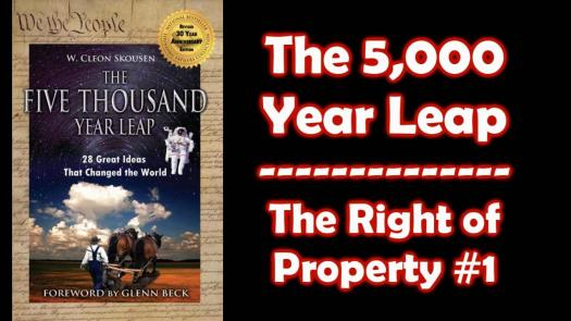 What Do You Know About The Five Thousand Year Leap(Book)?