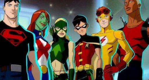 Which Character From Young Justice Are You?