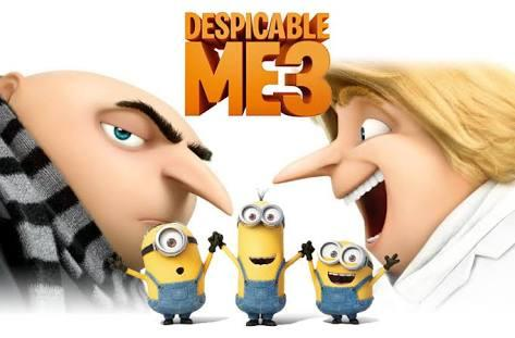 Are You Excited About Despicable Me 3?