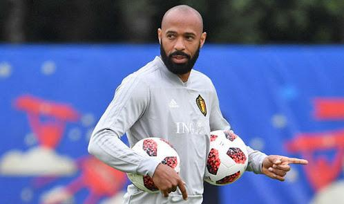 Who Is Thierry Henry