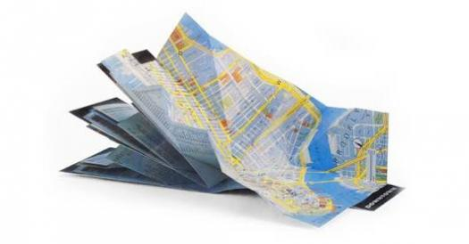 What Do You Know About Map Folding?