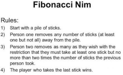 What Do You Know About Fibonacci Nim?