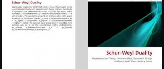 What Do You Know About Schurweyl Duality?