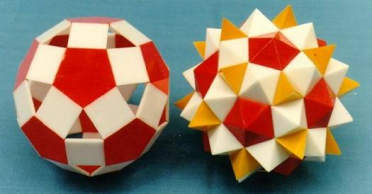 What Do You Know About Polyhedron Models?
