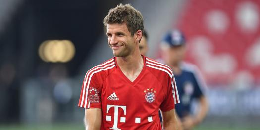 Quiz About Thomas Muller