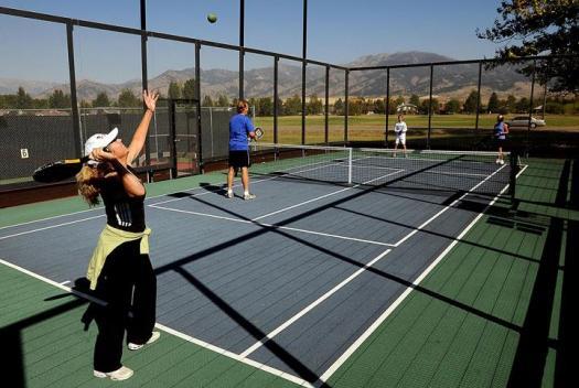 Paddle Tennis Practice Quiz