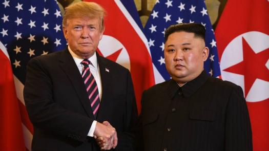 What Conflict USA And North Korea Have?