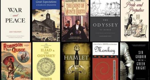 Classic Chinese Novels! Literature Trivia Quiz