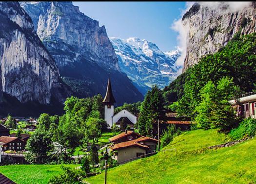 Quiz: Exploring The Switzerland