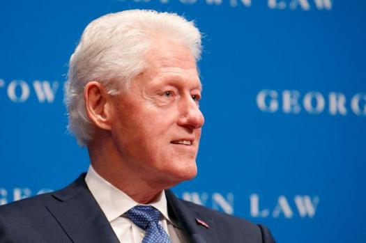 Uncle Sam Wants You To Take This Bill Clinton Quiz!
