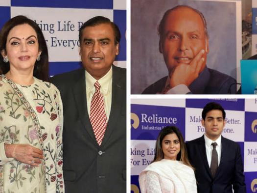 Personal Life Of Dhirubhai Ambani And Business! Trivia Quiz