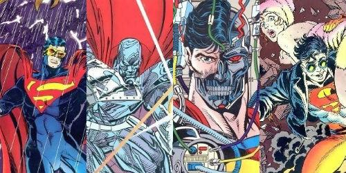 Quiz: Superman-prime Or Cosmic Armour Superman? Which One Are You?