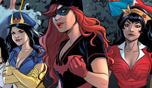 DC Extended Univese Quiz: Which Female Superhero Are You?