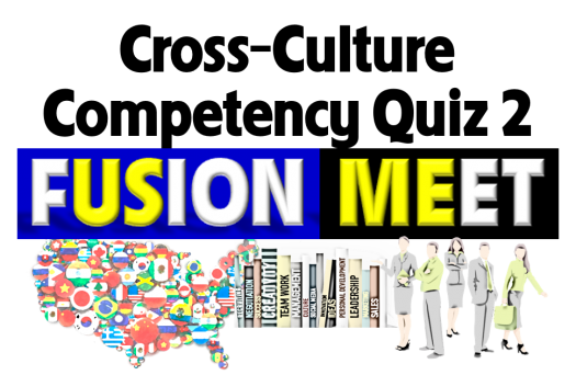 Fusionmeet Cross -cultural Competency Part 2
