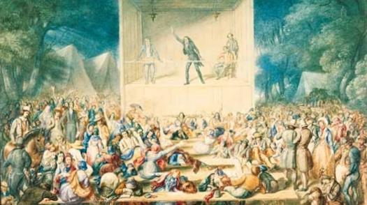 Christian History Quiz: The First Great Awakening?
