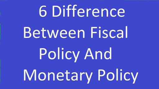 Do You Know The Fiscal Policy?