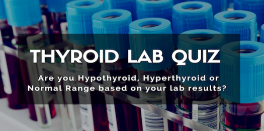 Thyroid Lab Quiz