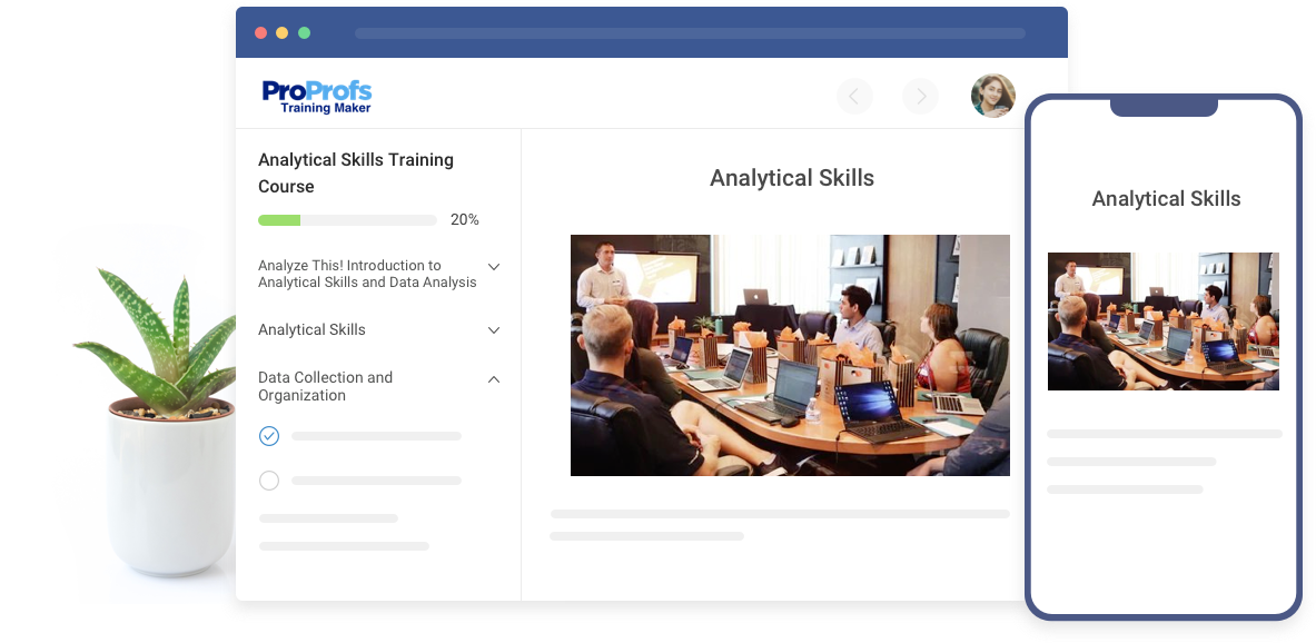 Analytical Skills Training Course