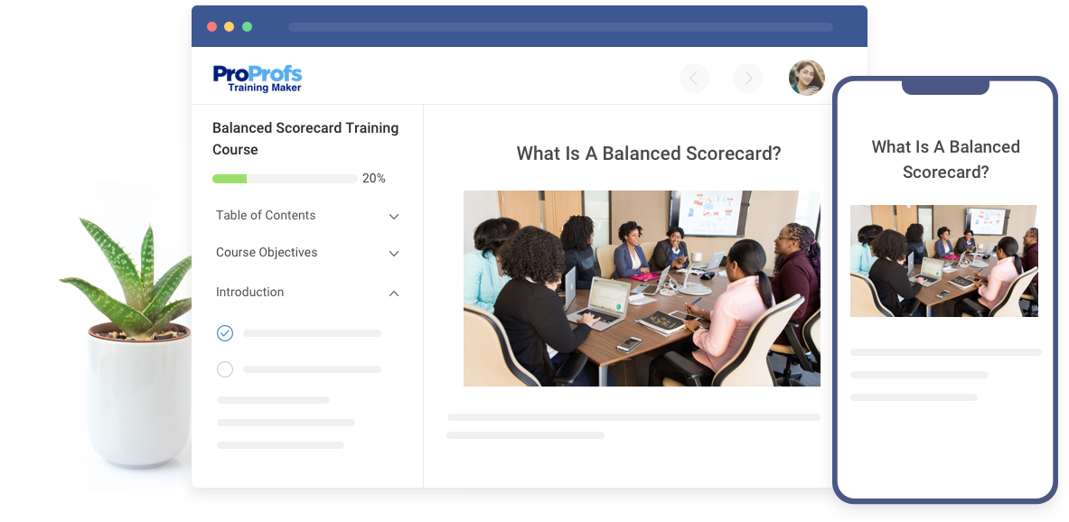 Balanced Scorecard Training Course