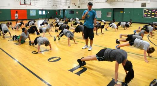 How Much Do You Know About 6th Grade Physical Education?