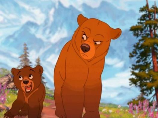 Which Brother Bear Character Are You?