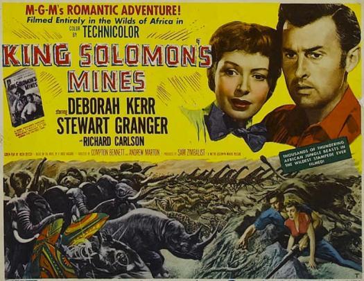 king solomons mines Quizzes & Trivia
