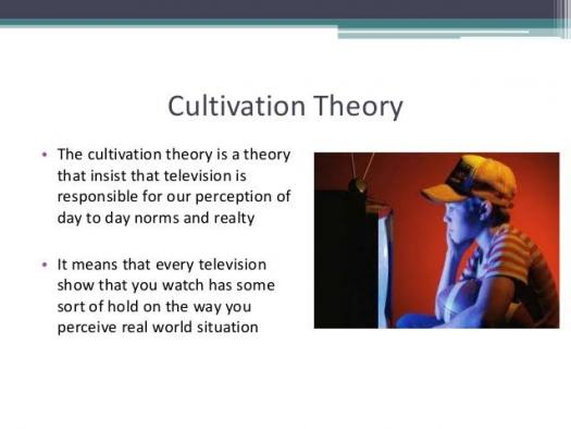 How Well Do You Know The Cultivational Theory?