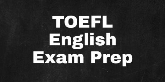 TOEFL English Exam Prep