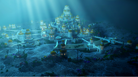 What Do You Know About The Movie Atlantis?
