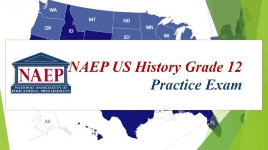 Naep US History Grade 12
