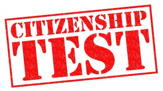 US Citizenship Civics Practice Exam