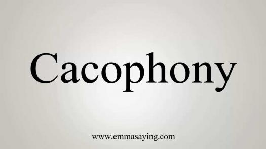 How Much Do You Know Cacophony?
