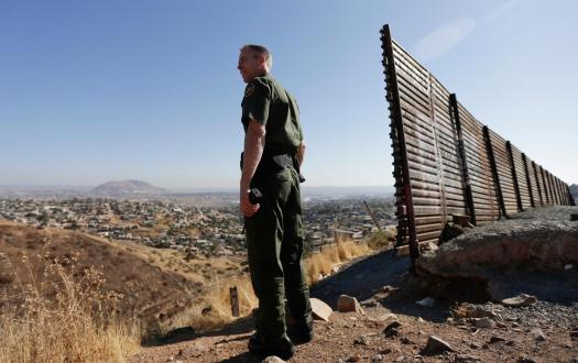 Border Patrol Entrance Exam Prep
