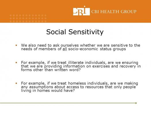 How Much Do You Know About Social Sensitivity?