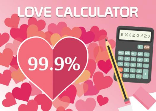 Love Calculator Test! Trivia Quiz - ProProfs Quiz