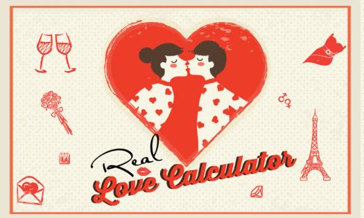 Love Calculator Trivia Quiz