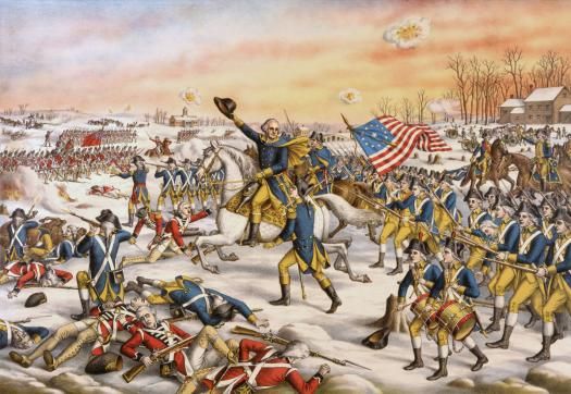History Quiz: The Great American Revolutionary War!