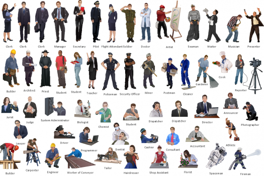 How Knowledgeable Are You About Different Professions? Quiz