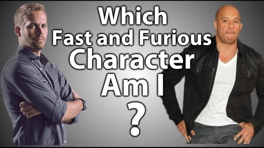 What Do You Know About Fast And Furious Characters? Quiz