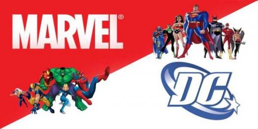 Marvel Or Dc. Are You A True Fan? Let